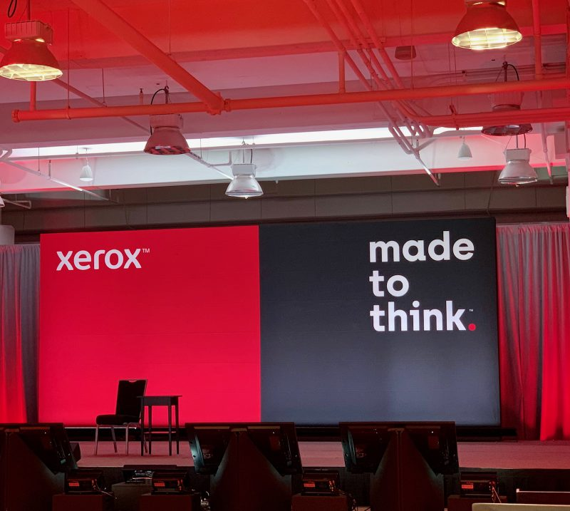Process Fusion Debuts as Platinum Sponsor at Xerox Global Summit