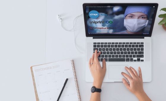 Citrix & Process Fusion: Protecting Front Line Healthcare Workers
