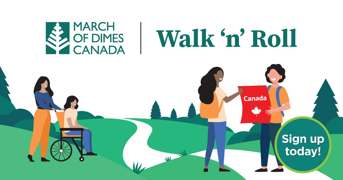 Process Fusion and March of Dimes Walk'n'Roll 2021